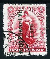 Tierra De Eduardo VII (Británica) Nº 1 Usado - Used Stamps