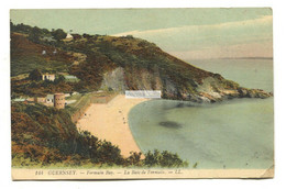 Fermain Bay, Guernsey - LL Postcard No. 144, Used In 1909 - Guernsey