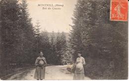 Montsols - Bois Des Coucous - Altri Comuni