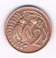 2 CENTS 1967 NIEUW ZEELAND /2633/ - New Zealand