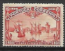 PORTUGAL    -    1898.   Y&T N° 147 (*) - Unused Stamps
