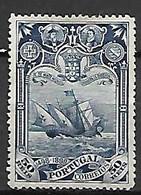 PORTUGAL    -    1898.   Y&T N° 150 (*) .  Bateau - Unused Stamps