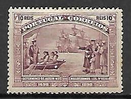 PORTUGAL    -    1898.   Y&T N° 148 * - Unused Stamps