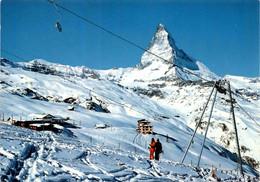 Zermatt - Skilift Riffelberg-Gifthittli (49961) - VS Valais