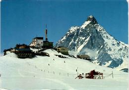 Skilift Auf Testa Grigia (49978) * 30. 3. 1979 - VS Valais