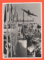 Milano Fiera Anno 1950 Veduta Generale  Città Foire Exposition Fair Exhibition  Old Photo - Aviazione