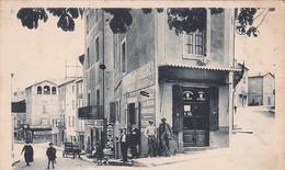 07 -- Les Vans -- Rue Du Marché Et Rue De L'Hôtel De Ville --- 3479 - Les Vans