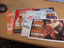 Lot Cartes  Postales  Cart Com  Region Dijon Cote D Or  Lot De 80 Cartes - 5 - 99 Postkaarten