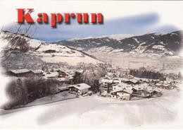 1946) KAPRUN - Stark Verschneite Häuser - Sehr Schöne Karte - Kaprun