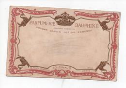 Parfumerie  Dauphine  -  Ed . Pinaud - Reclame