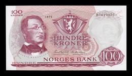 Noruega Norway 100 Kroner 1975 Pick 38g SC UNC - Norway