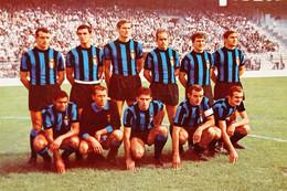 Cartolina Sport Calcio - Internazionale F. C. 1966 - 67 - Otros