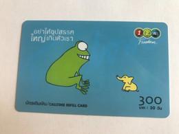 10:164 - Thailand Prepaid Frog - Thailand
