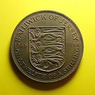 Jersey 1/12 Shilling 1966 - Jersey