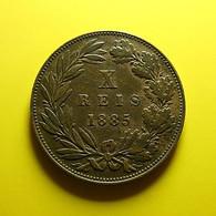 Portugal X Reis 1885 - Portogallo