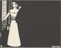 CPM.     FELIX VALLOTTON.                L' ARGENT - Andere Illustrators