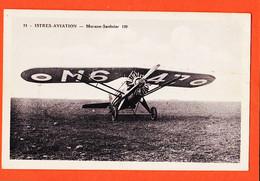 SAM007 ⭐ ISTRES-AVIATION (13) Avion Militaire MORANE-SAULNIER 130 Immatriculé M6-470 Cpavion 1920s TRANCHAND 73 - Istres