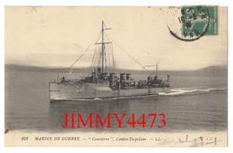 """CPA - MARINE DEGUERRE En 1913 -  """" Cimeterre """" Contre-Torpilleur - N° 108 - L L - Warships"""
