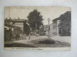 MILITARIA - SARREBOURG - Quartier Mallerey (animée) - Casernas