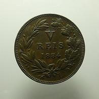 Portugal V Reis 1884 - Portogallo