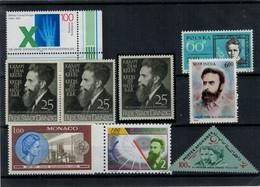 Wilhelm Conrad Roentgen - X-Ray - Danzig Röntgenstrahlung - Marie Curie - Kampf Dem Krebs ** - Medicine