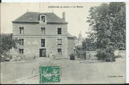 FRETEVAL - Le Moulin ( Un Pli Dans Un Angle) - Altri Comuni