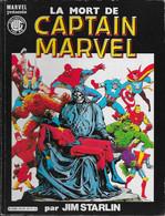 La Mort De Captain Marvel - LUG 1983 TB - Lug & Semic
