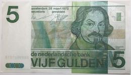 Pays-Bas - 5 Gulden - 1973 - PICK 95a - SUP - 5 Gulden