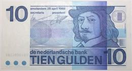 Pays-Bas - 10 Gulden - 1968 - PICK 91b - SPL - 10 Gulden