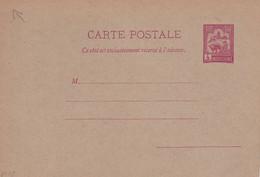 INDOCHINE    ENTIER POSTAL/GANZSACHE/POSTAL STATIONARY   CARTE - Brieven En Documenten