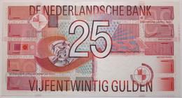 Pays-Bas - 25 Gulden - 1989 - PICK 100 - NEUF - 25 Gulden