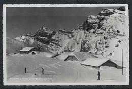 Carte P De 1937 ( Anzeindas S.Gryon ) - VD Waadt
