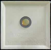 00199XX.1 - COFFRET - 1 F 2001 - L'ultime Franc De Starck - Argent 900‰ - Z. Uncirculated