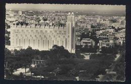 Casablanca (Maroc) - Vue Générale Et Cathédrale - Casablanca