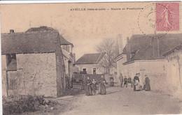37 AVRILLE Mairie Et Presbytère ,1906 - Andere Gemeenten