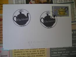 Théières Teapots, France Paris - 2010-....