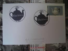Théières Teapots, France Lille - 2010-....