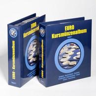 Vordruck-Album Für Euro-Kursmünzensätze OPTIMA, Band 1 - Supplies And Equipment