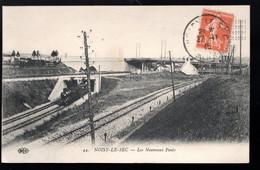 Noisy Le Sec: Les Nouveaux Ponts (train) - Noisy Le Sec