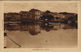 CPA LE BRUSC Le Port (1111567) - Otros Municipios