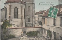 93 - BONDY - Vieille Maison Et Abside De L' Eglise - Bondy