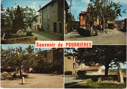 CPM POURRIERES Scenes (1112194) - Other Municipalities