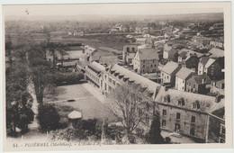 Ploërmel (56-Morbihan) L'Ecole D'Agriculture - Ploërmel