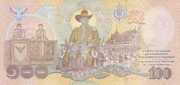 THAILAND P. NEW  100 B 2020 UNC - Thailand