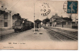 Rives-La Gare - Otros Municipios