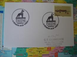 Oevres D'art En Volume Representant Des Chiens, Art Afrique - 2010-....