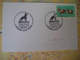 Oevres D'art En Volume Representant Des Chiens, Antiquetés Orientales - 2010-....