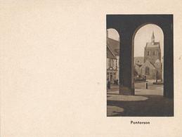 PONTORSON - PETIT CALENDRIER 1951 - Small : 1941-60