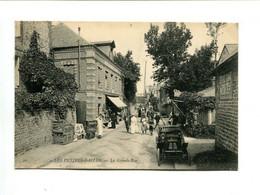 CP - LES PETITES DALLES (76) - La Grande Rue - Autres Communes