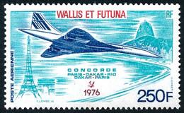 WALLIS ET FUTUNA 1976 - Yv. PA 71 **   Cote= 31,00 EUR - 1er Vol Commercial De L'avion Concorde  ..Réf.W&F23168 - Unused Stamps